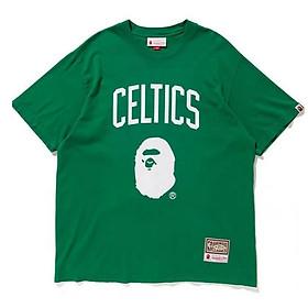 Áo Bape x Celtics