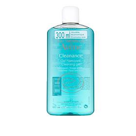 Avène Cleanance Gel Nettoyant - Sữa Rửa Mặt Dạng Gel (300ml ~ 400ml)