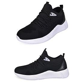 Giày Sneaker, giày thể thao big size cỡ lớn cho nam cao to làm bằng chất liệu co giãn thoáng khí - SK069