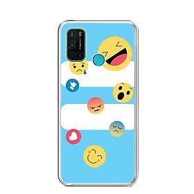 Ốp lưng điện thoại VSMART JOY 4 - Silicon dẻo - 0569 ICON01 - Hàng Chính Hãng