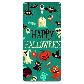 Ốp lưng Halloween cho điện thoại Sony Xperia C5 Ultra _Mẫu 03