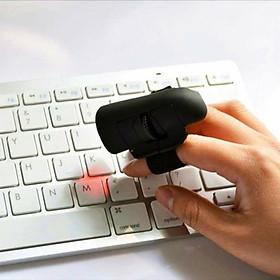 Chuột không dây thông minh đeo trên ngón tay cực độc