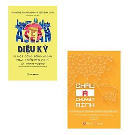 Bộ 2 cuốn sách: ASEAN Diệu Kỳ - Châu Á Chuyển Mình