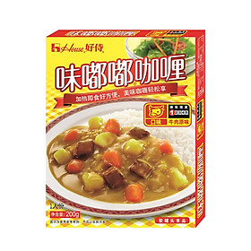 Good waiter (Taste) Beef Doodle Beef Curry Original 200g New and old packaging random delivery