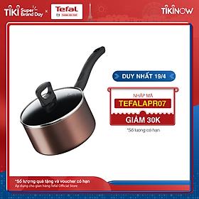 Quánh Tefal Day By Day G1432305 18Cm - Hàng chính hãng