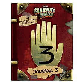 Disney Gravity Falls : Journal 3 (Hardcover)