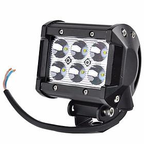Đèn pha led trợ sáng C6 gắn xe máy 206362