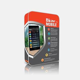 Phần mềm bảo vệ điện thoại Bkav Pro Mobile - Hàng chính hãng
