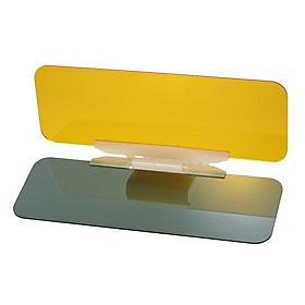 Car Sun Visor Goggles HD Day Night Anti-dazzle Mirror