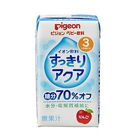 Nước uống vị táo Pigeon 375ml (125ml x 3 hộp)