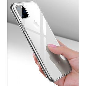 Ốp Lưng Cường Lực Trong Suốt cho IPhone 11 Pro Max - Hàng Chính Hãng Cafele