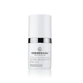 Kem cải thiện nếp nhăn, giảm bọng mắt, giảm quầng thâm, chống sự oxy hoá trên vùng da mắt ULTRA BENEFITS EYE GEL COSMEDICAL