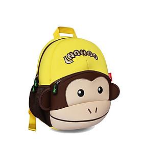 Balo cho bé Nohoo Khỉ Con Năng Động NH021-1
