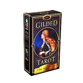Bộ Bài Bói The Gilded Tarot New Cao Cấp