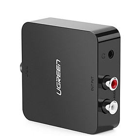 Chuyển đổi Optical + Coaxial to AV + Audio 3.5mm Ugreen 30910