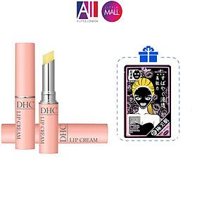 Son dưỡng DHC lip cream TẶNG mặt nạ Sexylook (Nhập khẩu)