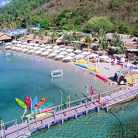 Tour Đảo Robinson - Hòn Mun - Nha Trang 1 Ngày, Khởi Hành Hàng Ngày, Đón Tận Khách Sạn