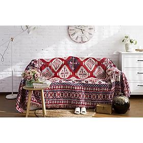 (1.8*2.3m&2.3*2.75m) Thảm phủ sofa MARYTEXCO phong cách tươi đẹp mộng mơ Sumino - PS06