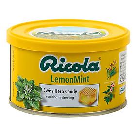 Kẹo Chanh Và Bạc Hà Ricola (100g)