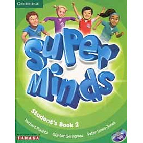 Super Minds 2 - Student's book