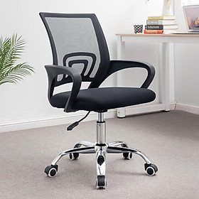 Ghế lưới xoay văn phòng - Lắp sẵn - TI-GX01