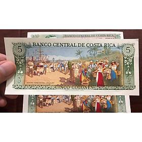 Tờ tiền cổ Costaria Mua may bán đắt, may mắn và đẹp nhất thế giới