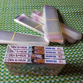 Combo 100 túi bọc 4 đến 5 quyển one piece conan