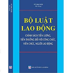 Sách Bộ Luật Lao Động Chính Sách Tiền Lương Tiền Thưởng Đối Với Công Chức Viên Chức và Người Lao Động