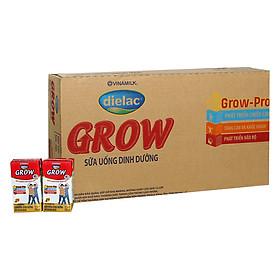 Thùng 48 Hộp Sữa Bột Pha Sẵn Vinamilk Dielac Grow 110ml
