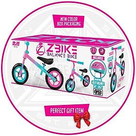 Xe đạp ROYAL BABY Xe thăng bằng Zycom kèm nón - Hồng 206A715