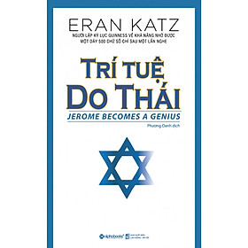 Trí Tuệ Do Thái (Quà Tặng Card Đánh Dấu Sách Đặc Biệt)