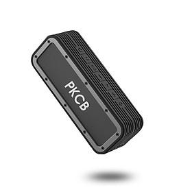 Loa bluetooh di động ngoài trời 5.0, loa kép khuếch đại âm thanh vượt trội công suất lớn 50W, chống nước IPX7 PKCB PF1008 93 - Hàng chính hãng