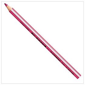 Bút Chì Màu Stabilo Trio Thick CL203-350 - Màu Hồng