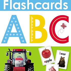 Write And Wipe Flashcards - ABC
