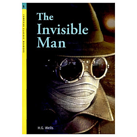 Compass Classic Readers 5: The Invisible Man (With Mp3) (Paperback)