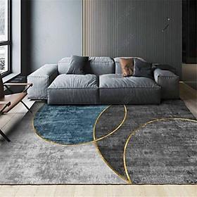 Thảm trải sàn Sofa trang trí phòng khách Bali in 3D 1,6m x2m3
