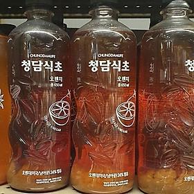 Cheongdam Life Orange Vinegar 650ml