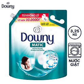 Nước Giặt Downy Khử Mùi Ẩm Mốc Túi 3.25kg