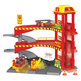 Trạm Cứu Hộ International Rescue Station Dickie Toys 2 - ASST - DK00038 (Giao Màu Ngẫu Nhiên )