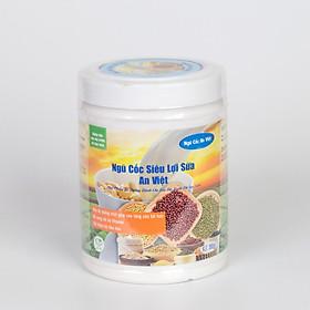 Ngũ cốc siêu lợi sữa An Việt hộp 500g
