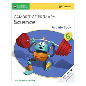 Cambridge Primary Science 6: Activity Book