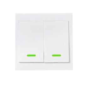 Bộ Công Tắc Không Dây Dán Tường eWeLink RF Điều Khiển Từ Xa Với 3 Kênh 86 Hoạt Động Mở/Tắt (5 Cái) (433Mhz)