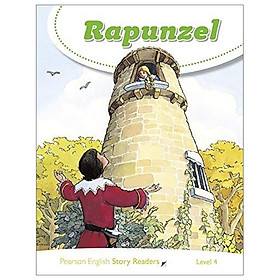 Level 4: Rapunzel (Pearson English Story Readers)