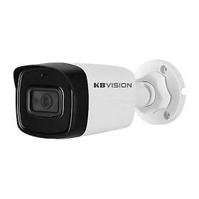 Camera HD CVI Trụ 2.0 MP Ống Kính Thay Đổi Kbvision KX-2005C4 - Hàng Nhập Khẩu