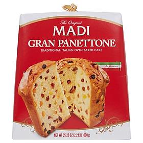 Bánh Mì Gan Panettone Madi Italian Cake Nhập Khẩu Ý (1000g)