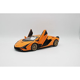 Xe điều khiển 1:14 Lamborghini Sian, có thể mở cửa Cam RASTAR R97700/ORA
