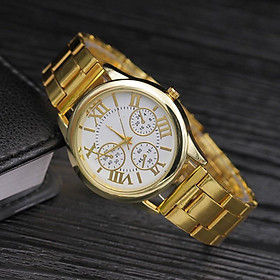 Đồng hồ nam nữ thời trang geneva cao cấp cực đẹp DH98