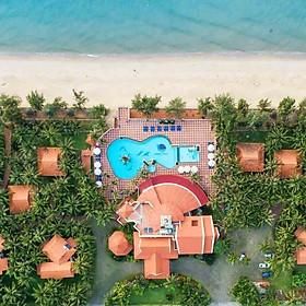 Golden Coast Resort & Spa 4* Phan Thiết - Gói 2N1Đ Ăn 02 Bữa, Hồ Bơi, Bãi Biển Riêng, Gần Kê Gà, Nhiều Ưu Đãi