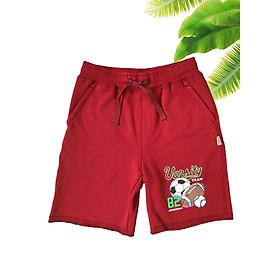 QUẦN LỬNG COTTON BÉ TRAI TỪ 5 TUỔI ĐẾN 14 TUỔI CATRIO hình VARSITY 82. Áo bé trai, áo bé gái, đồ bộ thun bé trai với chất liệu 100% cotton an toàn là quần áo trẻ em mùa hè truyền thống của thời trang trẻ em CATRIO
