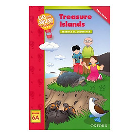 Up and Away Readers 6: Treasure Islands